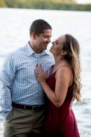 Alecia and Ryan engagement